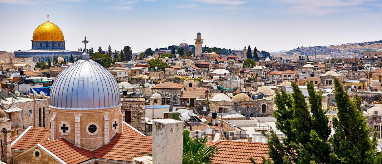 Pèlerinage à Jérusalem 2019